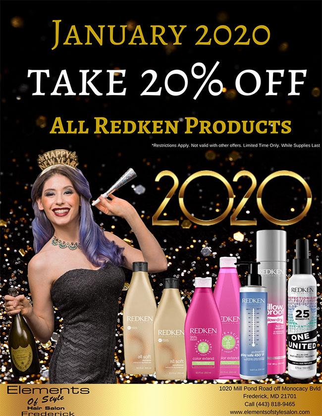 elements_of_style_hair_salon_frederick_redken_promo