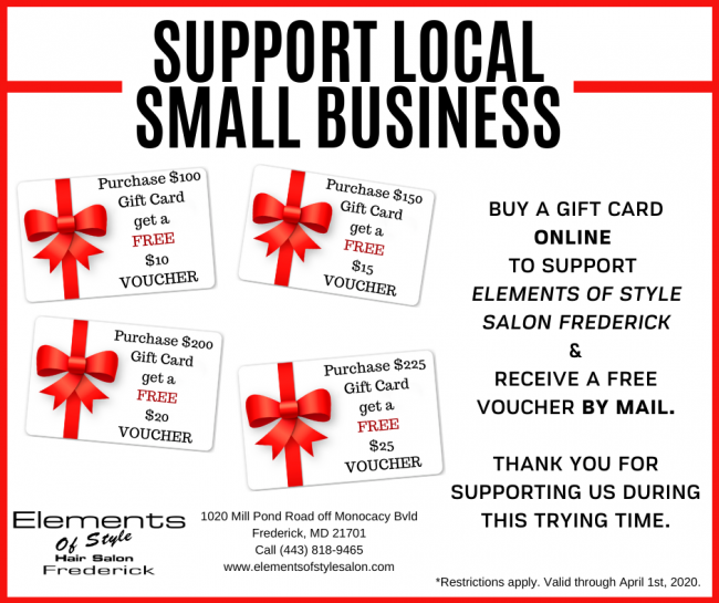 support small business frederick